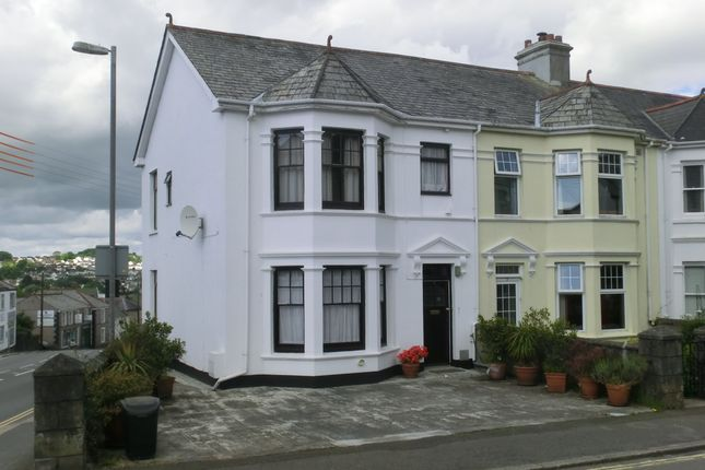 Thumbnail Flat to rent in East Hill, St Austell, Cornwall