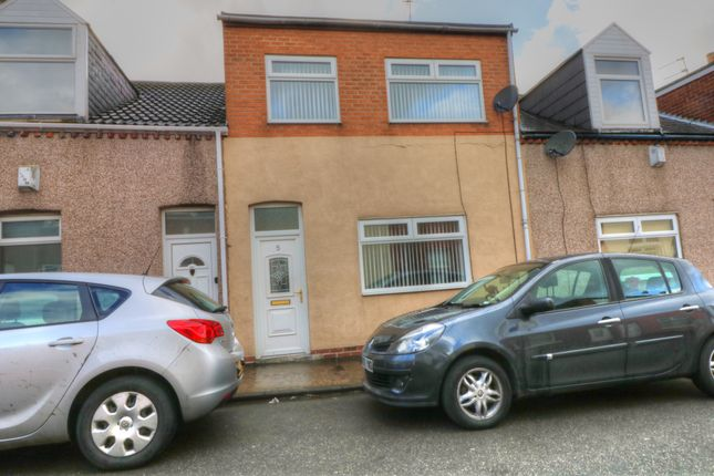 Thumbnail Terraced house for sale in Castlereagh Street, New Silksworth, Sunderland