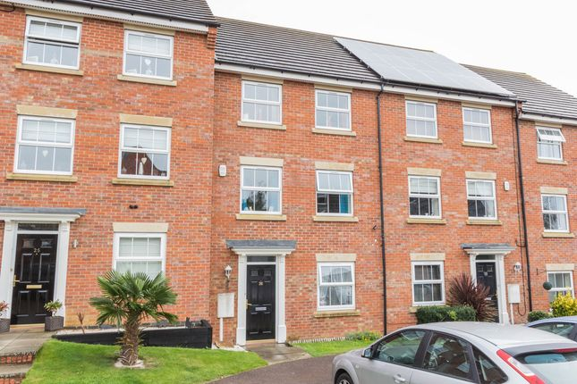 Thumbnail Terraced house for sale in Rectory Gardens, Irthlingborough, Wellingborough