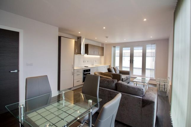 Thumbnail Flat to rent in 88, Leicester