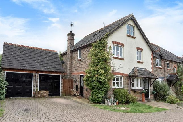 Thumbnail Detached house for sale in Whitewalls Close, Compton