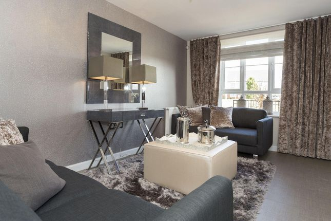 """Thumbnail End terrace house for sale in """"Fasque 1"""" at Oldmeldrum Road, Inverurie"""