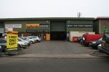 Thumbnail Industrial to let in Viking Park, Tamworth