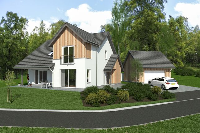 Thumbnail Detached house for sale in St Vincents Place, Kingussie