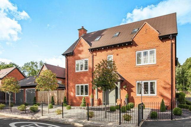 Thumbnail Detached house for sale in Thomas De Beauchamp Lane, Sutton Coldfield