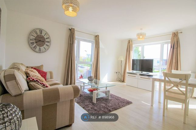 Thumbnail Flat to rent in Eniac View, Oakgrove, Milton Keynes