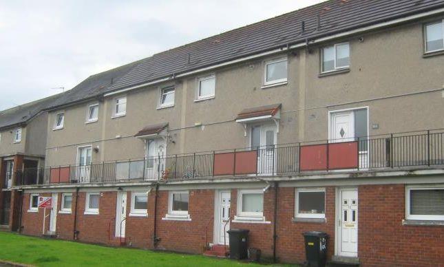 Thumbnail Maisonette to rent in Arcadia Street, Bellshill
