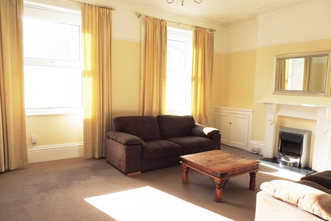Living Room of Park Street, Stoke, Plymouth PL3