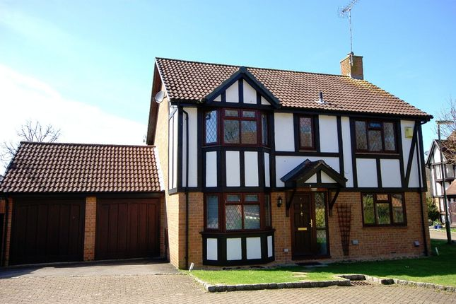 Thumbnail Detached house for sale in Shire Close, Bagshot