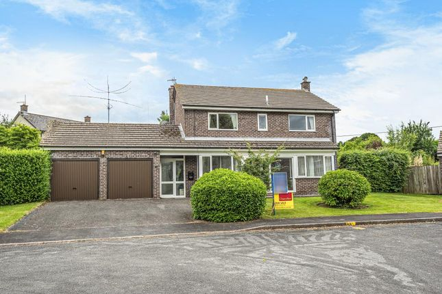 Thumbnail Detached house for sale in Llangynidr, Crickhowell NP8,