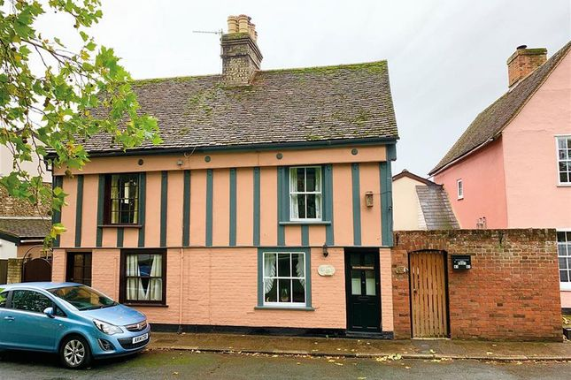 Thumbnail Property for sale in Gregory Street, Sudbury, Suffolk