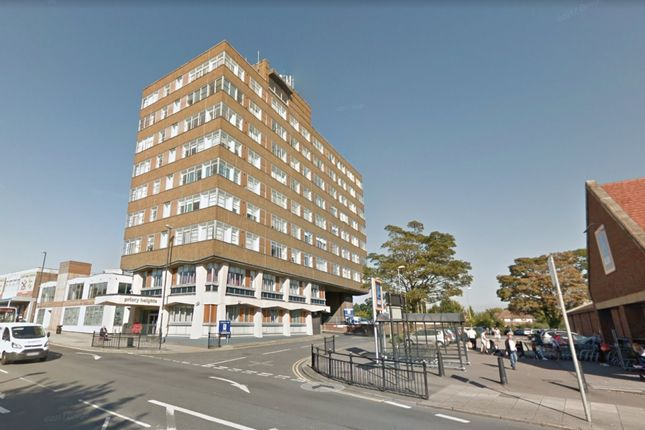 Thumbnail Flat to rent in Church Street, Dunstable