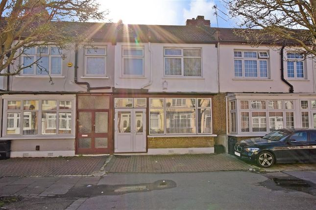 Thumbnail Terraced house for sale in St. Lukes Avenue, Ilford, Essex