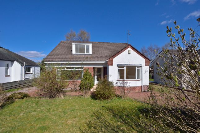 Thumbnail Detached house for sale in Corsebar Drive, Paisley