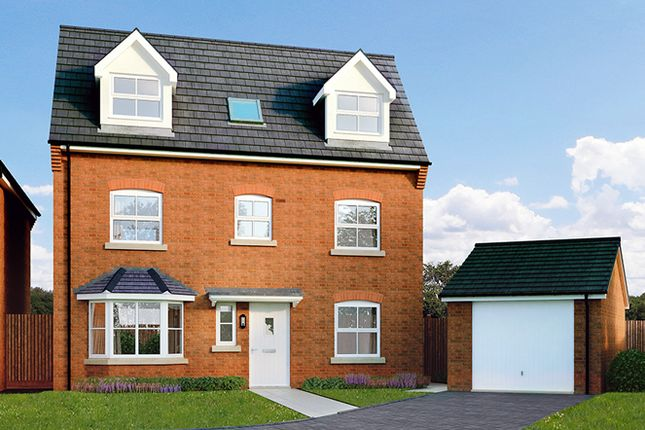 """Thumbnail Property for sale in """"The Shadow At Vincent Court"""" at Fishers Green, Fishers Green Road, Stevenage"""