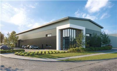 Industrial to let in Pacific Park, Bridge Road North, Wrexham Industrial Estate, Wrexham