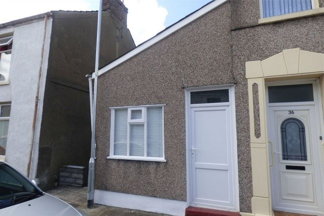 Thumbnail Commercial property for sale in 36A Glanmor Terrace, Llanelli, Carmarthenshire