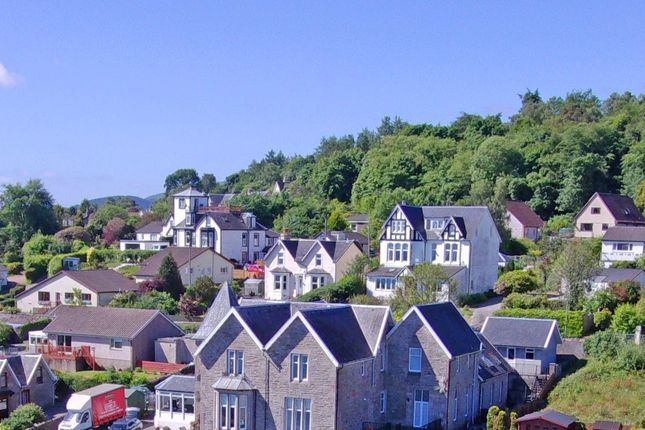 Thumbnail Town house for sale in Dunivard House Marine Parade, Dunoon