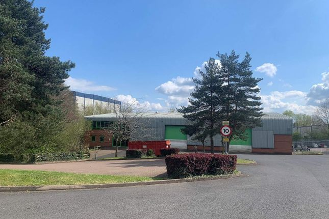 Thumbnail Warehouse for sale in Shawbank Road, Redditch
