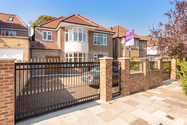Thumbnail Detached house for sale in Coverdale Road, Brondesbury Park
