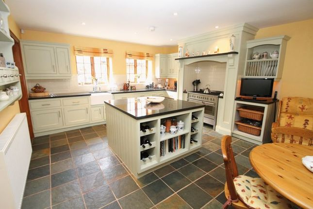 Kitchen of Back Lane, Darshill, Shepton Mallet BA4