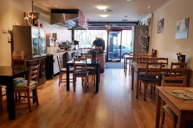 Thumbnail Restaurant/cafe for sale in The Vale, Acton