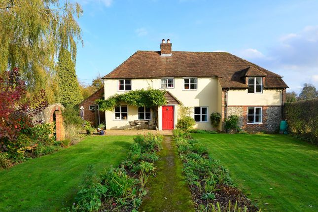 Thumbnail Detached house for sale in Bossingham Road, Stelling Minnis, Canterbury