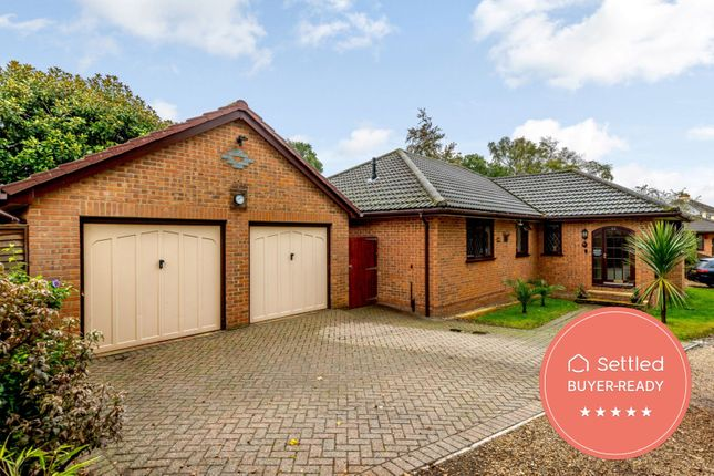 Thumbnail Detached house for sale in Lancaster Drive, Verwood BH316Tg