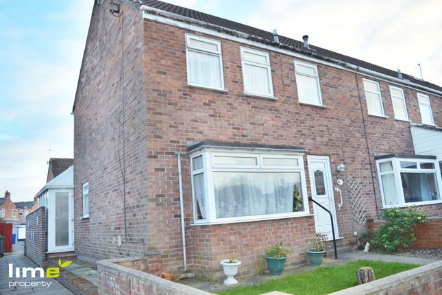 Thumbnail Terraced house to rent in 16 St. Nicholas Drive, Beverley, North Humberside