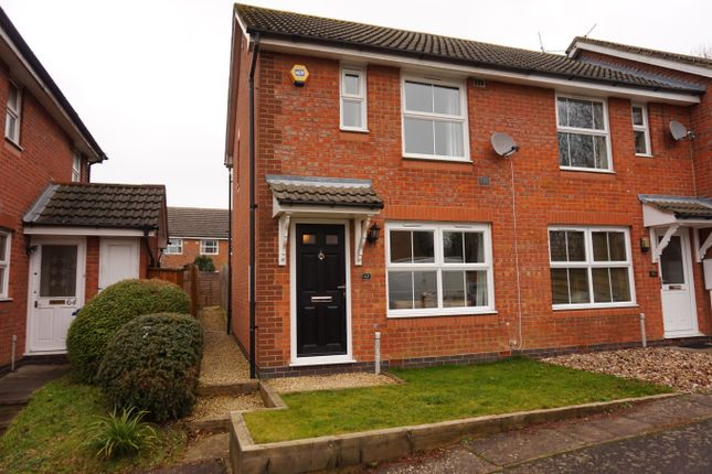 2 bed semi-detached house for sale in Princethorpe Drive, Banbury