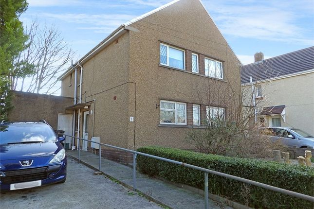 Thumbnail Flat for sale in Coombe Tennant Avenue, Neath, West Glamorgan