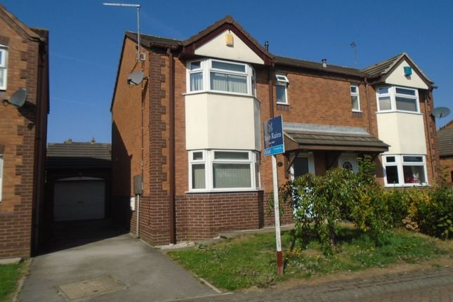 Thumbnail Semi-detached house to rent in Barley Mews, Robin Hood, Wakefield