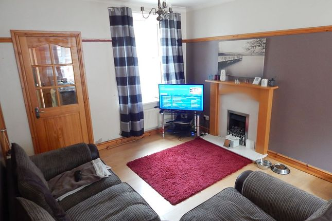 Thumbnail Terraced house for sale in Meadow Street, Llanhilleth
