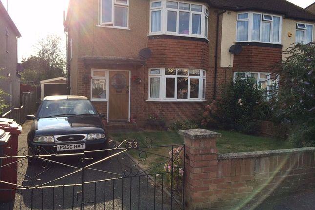 Thumbnail Terraced house to rent in Westlands Avenue, Burnham, Slough