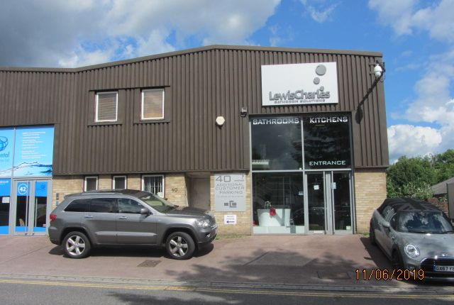 Thumbnail Warehouse to let in Ormside Way, Redhill