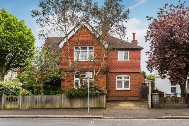 Thumbnail Detached house for sale in Courtney Road, Croydon