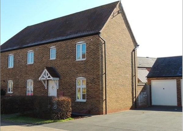 Thumbnail Semi-detached house to rent in Lord Grandison Way, Banbury