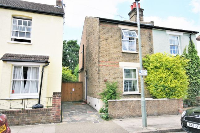 Thumbnail Semi-detached house to rent in Recreation Road, Bromley