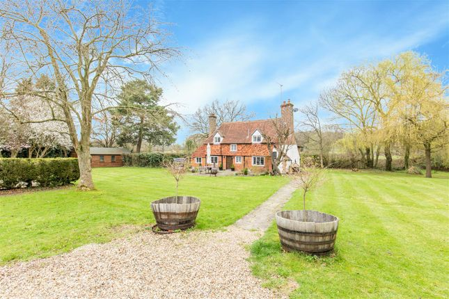 Thumbnail Detached house for sale in Itchingwood Common Road, Itchingwood Common, Limpsfield
