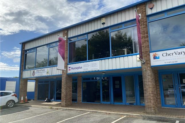 Thumbnail Office to let in Riverside House, Newham, Truro