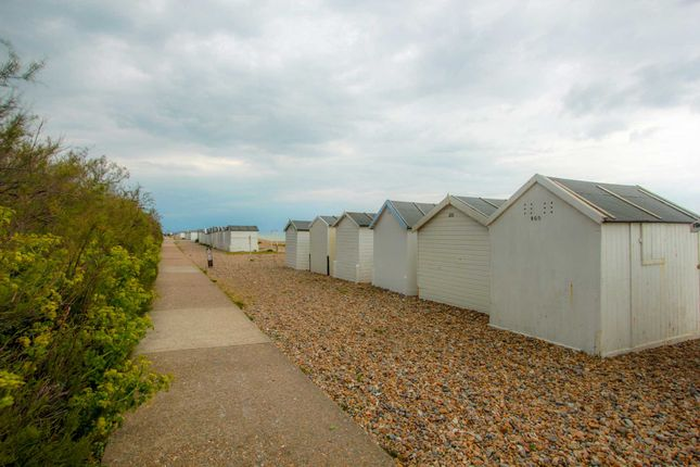 Detached house for sale in Beach Hut 200, Worthing