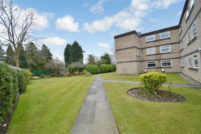 Thumbnail Flat for sale in Chatsworth Court, 35 Devonshire Park Road, Davenport, Stockport