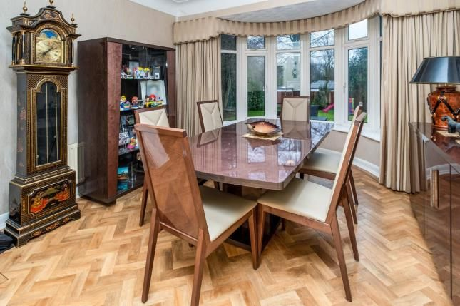 Dining Room of Quickswood Close, Liverpool, Merseyside L25