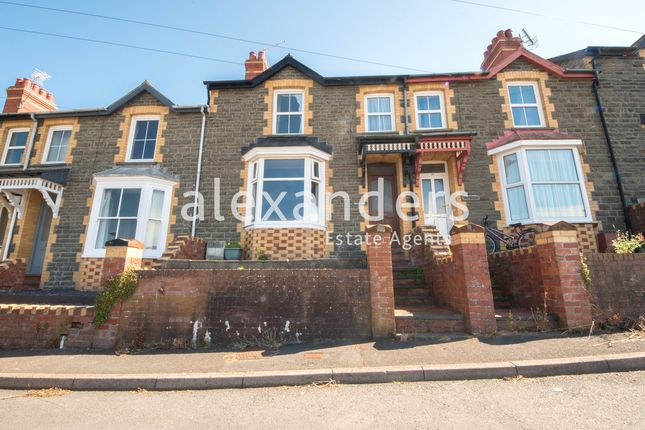 Thumbnail Terraced house for sale in Dinas Terrace, Aberystwyth