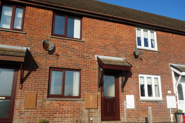 Thumbnail Terraced house to rent in Shelley Road, Priory Park, Haverfordwest