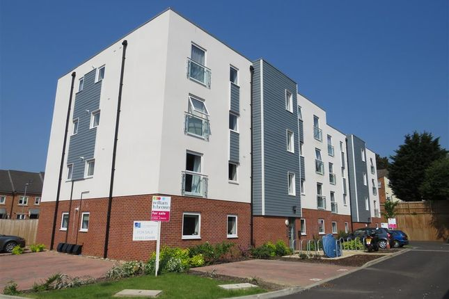 Thumbnail Flat for sale in Waterside Road, Wellingborough