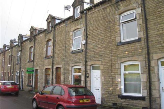 Thumbnail Terraced house to rent in Sackville Street, Todmorden