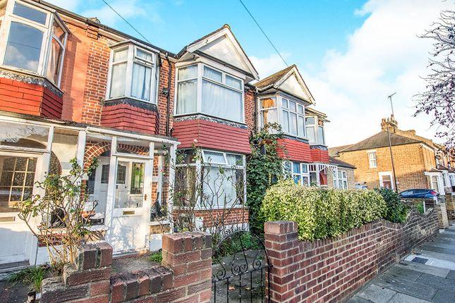 Thumbnail Terraced house for sale in Myrtledene Road, Abbey Wood, London