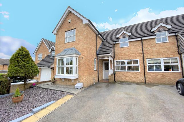 Thumbnail Semi-detached house for sale in Hornbeam Close, Sandy Lane, Allerton