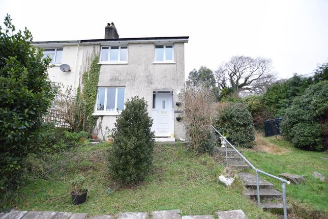 Thumbnail End terrace house to rent in 30 Penllwyn Estate, Capel Bangor, Aberyswyth